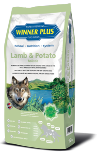 Winner Plus Lamb & Potato HOLISTIC
